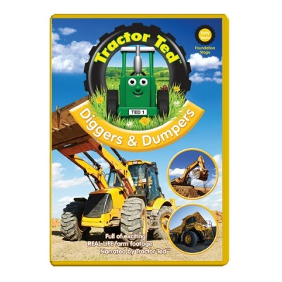 TRACTOR TED: DIGGERS & DUMPERS DVD