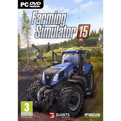 FARMING SIMULATOR 2015 - PC (Standard Edition)