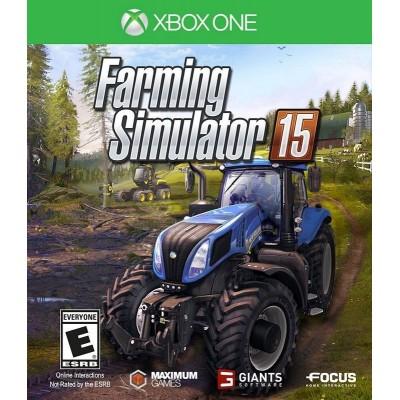 FARMING SIMULATOR 2015 - XBOX ONE