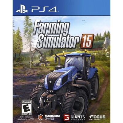 FARMING SIMULATOR 2015 - PLYSTATION 4
