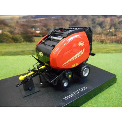 UNIVERSAL HOBBIES 1:32 VICON RV5220 ROUND BALER