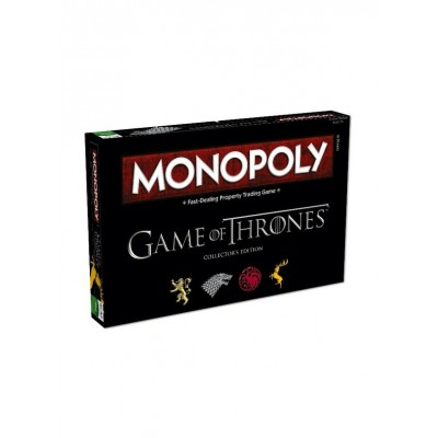 MONOPOLY - GAME OF THRONES MONOPOLY BOARD GAME (STANDARD EDITION)