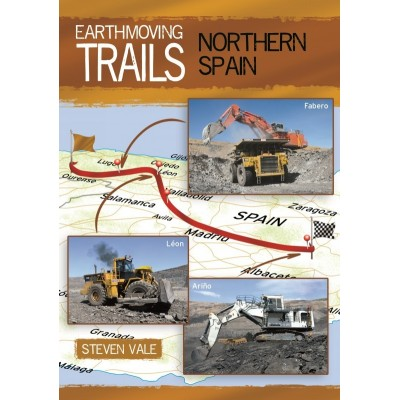 EARTH MOVING TRAILS NORTHERN SPAIN - PLANT DVD