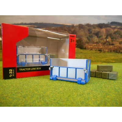 BRITAINS 1:32 TRACTOR LINK BOX