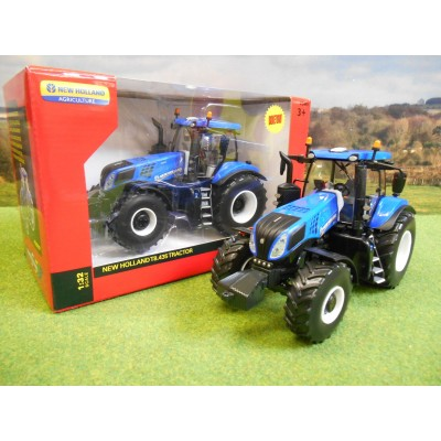 BRITAINS 1:32 NEW HOLLAND T8.435 TRACTOR