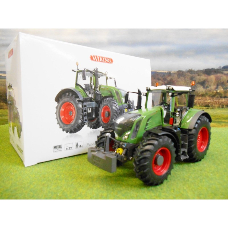 WIKING 1:32 FENDT 828 VARIO TRACTOR 2015 FACELIFT VERSION