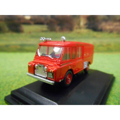 OXFORD 1:76 LANDROVER FT6 CARMICHAEL APPLIANCE FORTH ROAD BRIDGE