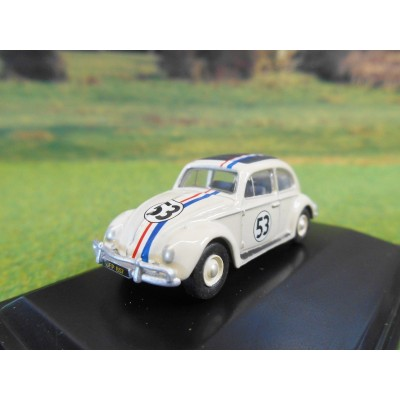 OXFORD 1:76 VOLKSWAGEN BEETLE No 53 HERBIE