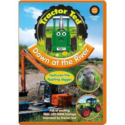 TRACTOR TED: DOWN AT THE RIVER DVD