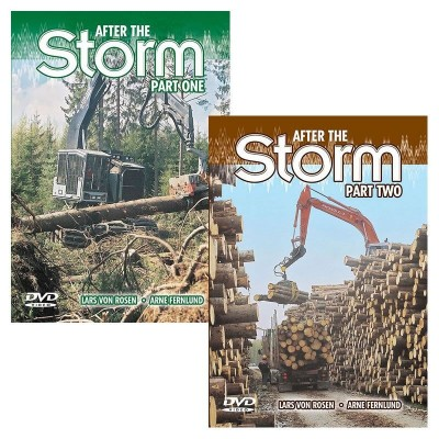 After the Storm part 1 & part 2 (DVD) - Lars von Rosen and Arne Fernlund
