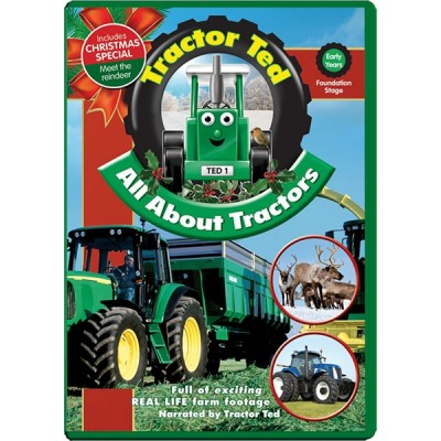 TRACTOR TED: ALL ABOUT TRACTORS (CHRISTMAS EDITION) DVD
