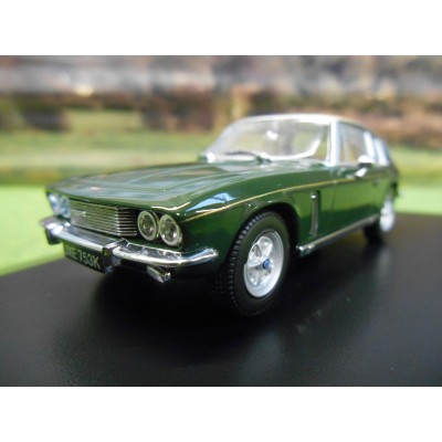 OXFORD 1:43 JENSEN INTERCEPTOR MK111 OAKLAND GREEN & TAN