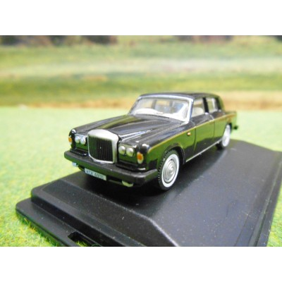 OXFORD 1:76 OXFORD 1:76 1980s BENTLEY T2 SALOON MASONS BLACK