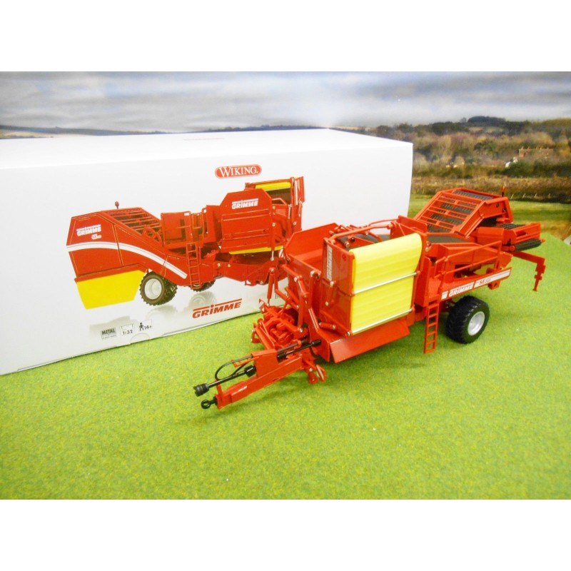 WIKING 1:32 GRIMME SE260 POTATO HARVESTER