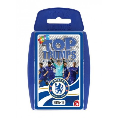 TOP TRUMPS - CHELSEA FC 2015-16 CARD GAME