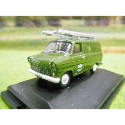 OXFORD 1:76 FORD TRANSIT MARK 1 VAN POST OFFICE TELEPHONES
