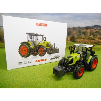 WIKING 1:32 CLAAS 420 ARION TRACTOR