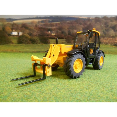 JOAL DIECAST 1:35 JCB 531-70 LOADALL WITH FORKS