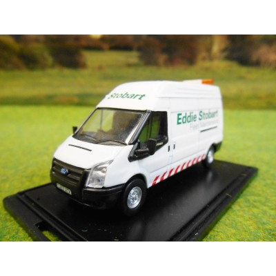 OXFORD 1:76 EDDIE STOBART FLEET MAINTENANCE LWB TRANSIT VAN