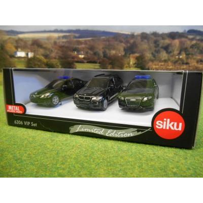 SIKU 1:55 LIMITED EDITION VIP CAR SET (BMW & AUDI)