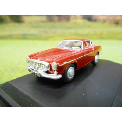 OXFORD 1:76 VOLVO P 1800 CAR RED