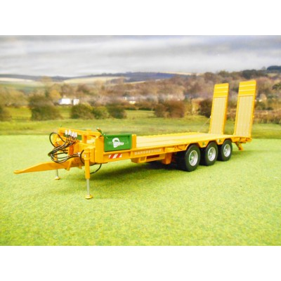 UNIVERSAL HOBBIES 1:32 DANGREVILLE PE32 LOW LOADER TRAILER