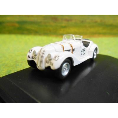 OXFORD 1:76 BMW 328 MILLIE MIGLIA 1938 FANE JAMES
