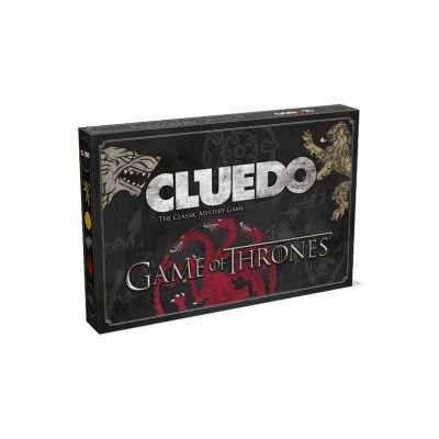 CLUEDO - GAME OF THRONES BOARD GAME