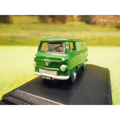 OXFORD 1:76 FORD 400E VAN MAIDSTONE & DISTRICT BUSES