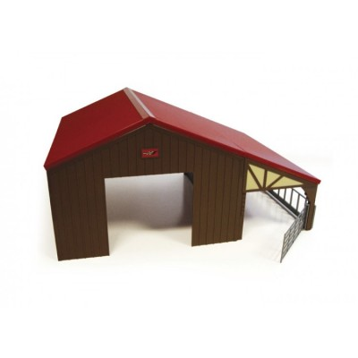 BRITAINS 1:32 LARGE CATTLE YARD BUILDING