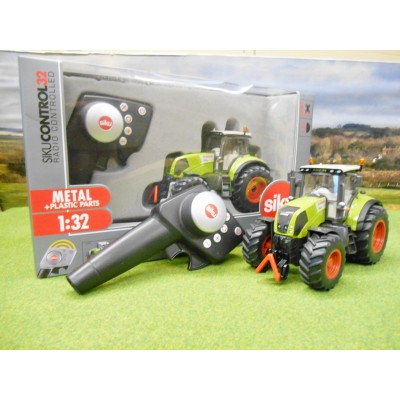 SIKU 1:32 RADIO CONTROL CLAAS AXION 850 TRACTOR SET