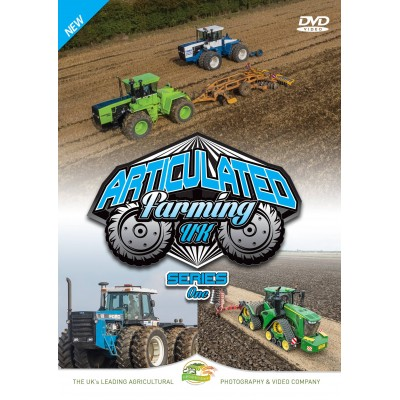 ARTICULATED FARMING UK SERIES 1 DVD