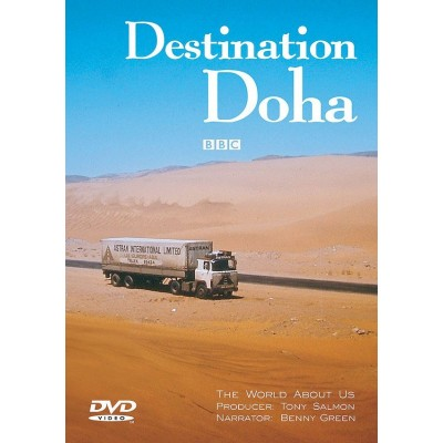 Destination Doha (DVD) - Tony Salmon