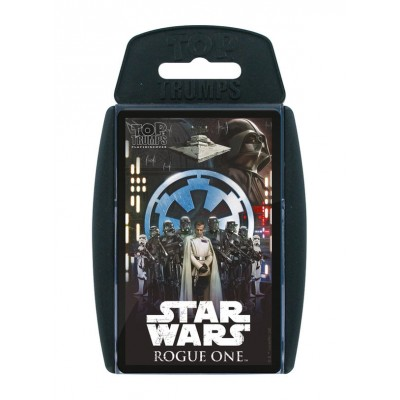 TOP TRUMPS - STAR WARS ROGUE ONE EDITION