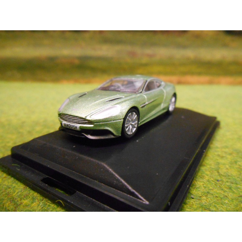 Oxford 1 76 Aston Martin Vanquish Coupe Appletree Green One32 Farm