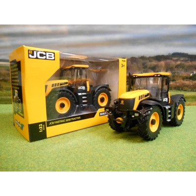 BRITAINS 1:32 2017 FACELIFT JCB FASTRAC 3230 TRACTOR