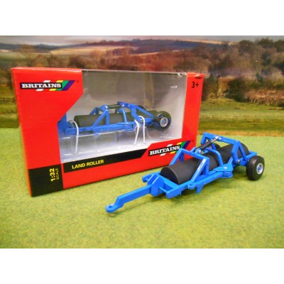 BRITAINS 1:32 FARM FIELD FLAT ROLLER