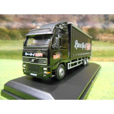 OXFORD 1:76 VOLVO FH12 CURTAINSIDER MARSTONS BREWERY