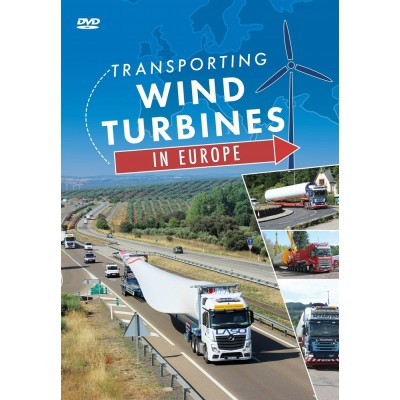Transporting and Lifting Wind Turbines (DVD) - Videoprofessionals