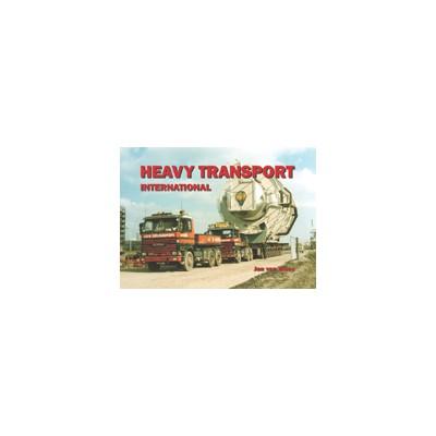 HEAVY TRANSPORT INTERNATIONAL BOOK - JAN VAN WEES