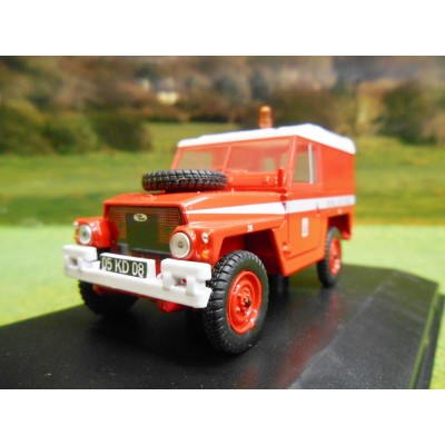 OXFORD 1:43 ARMY LANDROVER 1/2 TON LIGHTWEIGHT RAF THE RED ARROWS