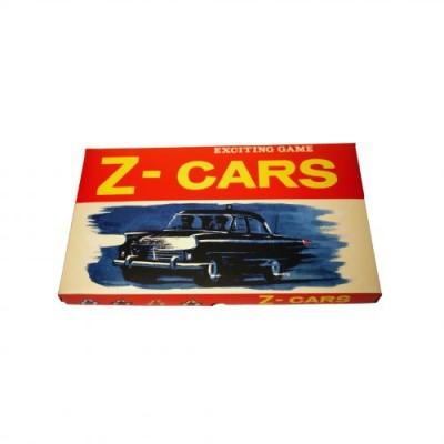 Z CARS RETRO BOARD GAME