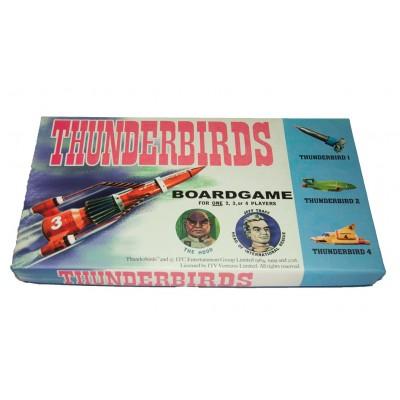 THUNDERBIRDS RETRO BOARD GAME