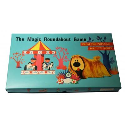 THE MAGIC ROUNDABOUT RETRO BOARD GAME