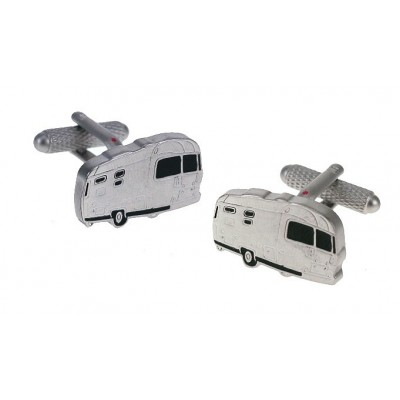 CARAVAN CUFFLINKS IN GIFT BOX