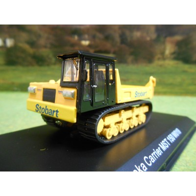 ATLAS OXFORD 1:76 STOBART RAIL MOROOKA CARRIER MST150
