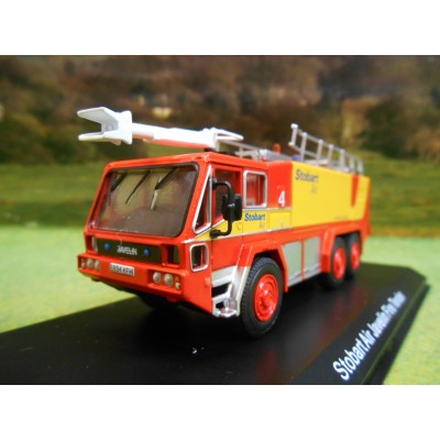 ATLAS OXFORD 1:76 STOBART AIR JAVELIN AIRPORT CRASH TENDER