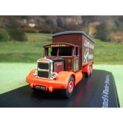 ATLAS CORGI 1/76 SCAMMELL 6 WHEELER J ROWLAND & SON DODGEMS