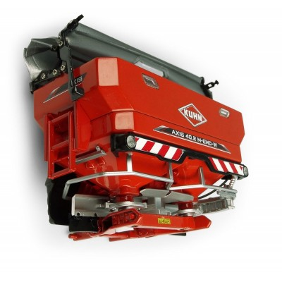 UNIVERSAL HOBBIES 1:32 KUHN AXIS 40.2 M EMC W FERTILIZER SPREADER