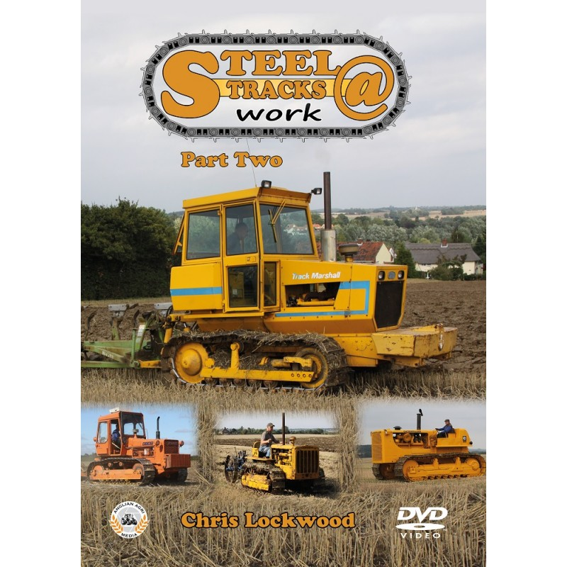 STEEL TRACKS AT WORK PART 2 DVD CHRIS LOCKWOOD